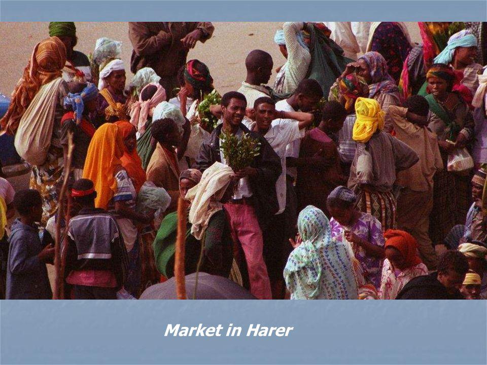 Market in Harer