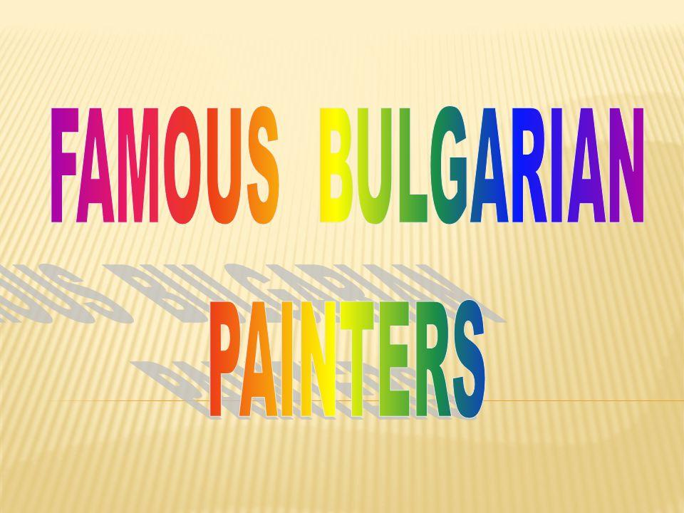  Svetlin Rusev Valchev Bulgarian artist, publicist, collector of works of art, academician of Academy of Sciences.
