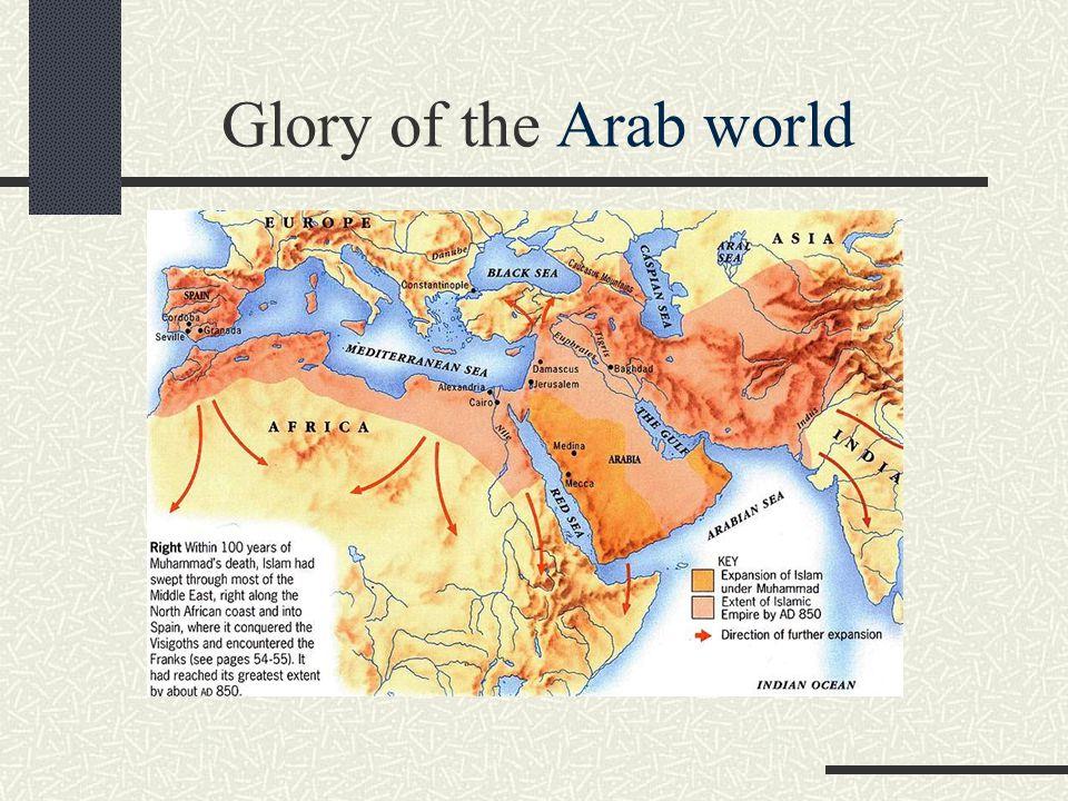 Glory of the Arab world