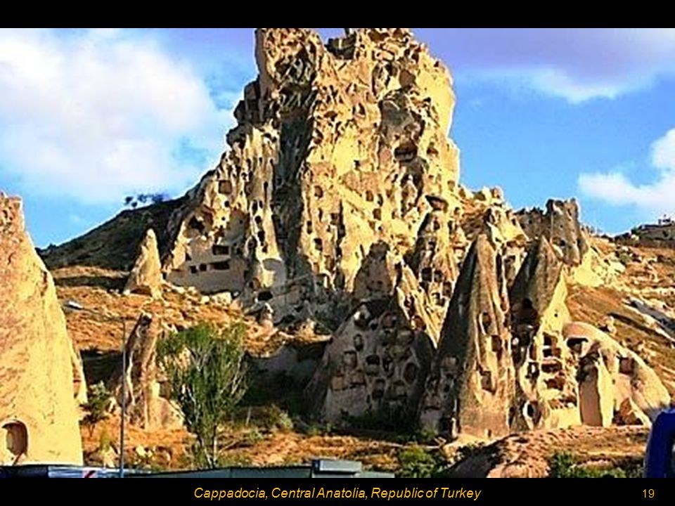 18 Cappadocia, Central Anatolia, Republic of Turkey