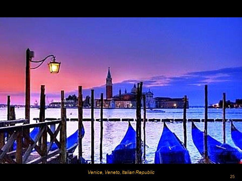 24 Venice, Veneto, Italian Republic