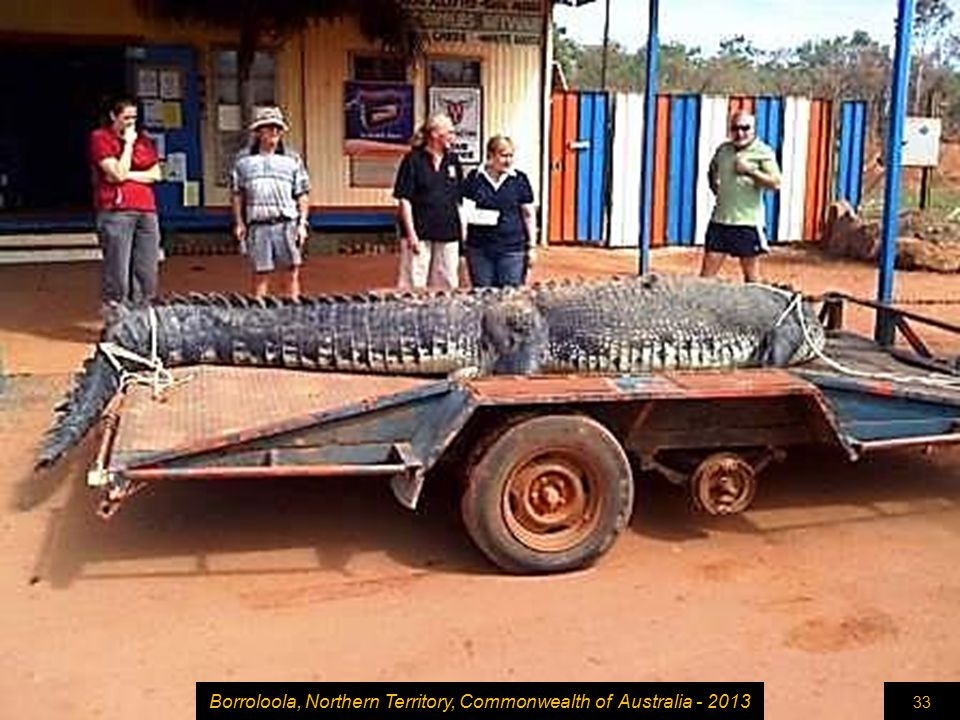 32 Borroloola, Northern Territory, Commonwealth of Australia - 2013