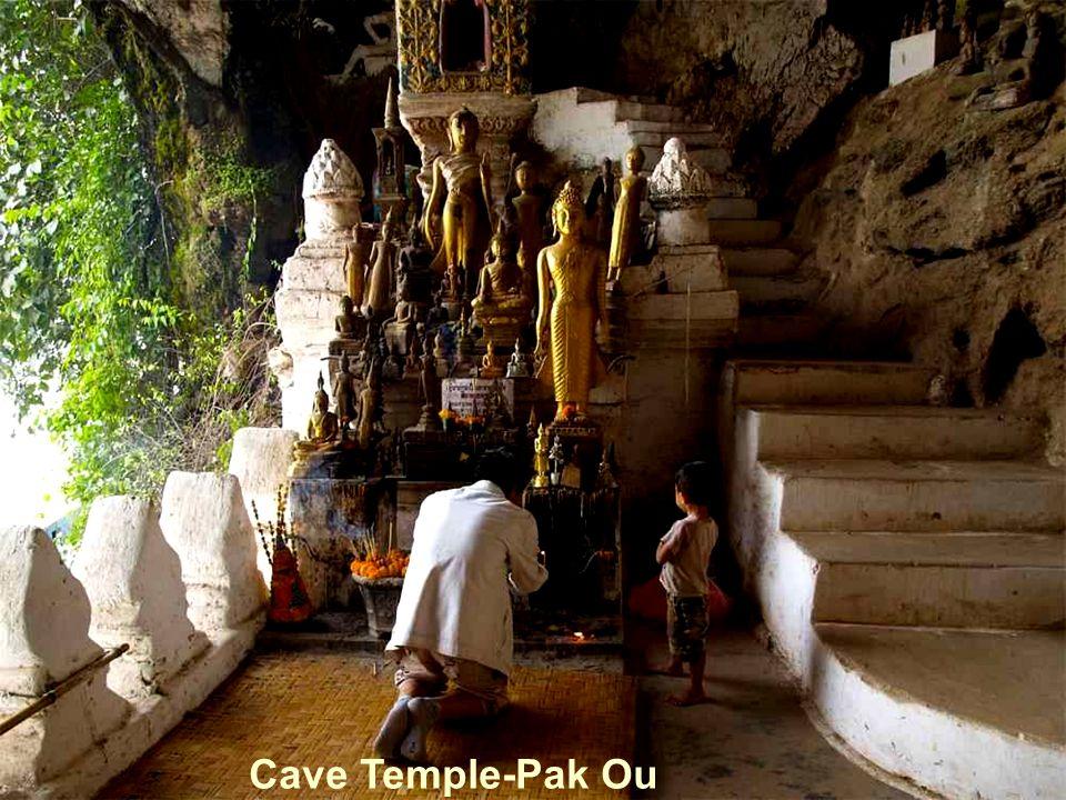 Cave Temple-Pak Ou