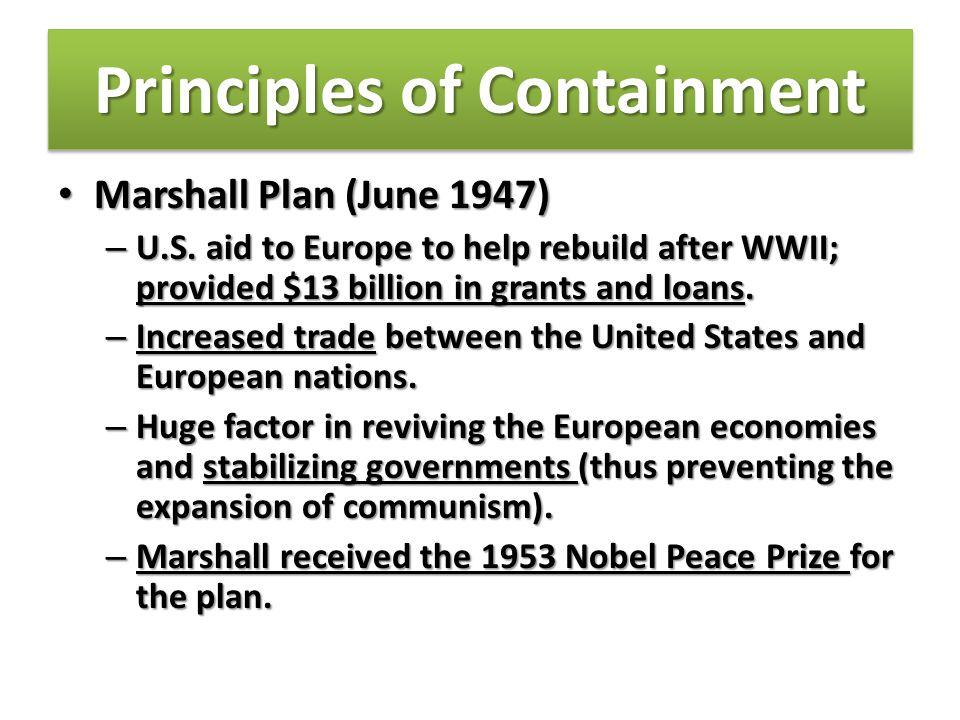 Marshall Plan (1947) Marshall Plan (1947) – a.k.a.