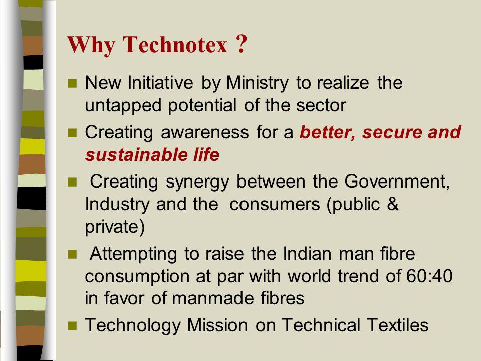 Why Technotex .