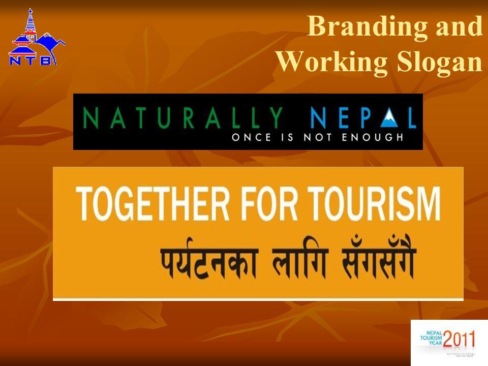 Branding and Working Slogan