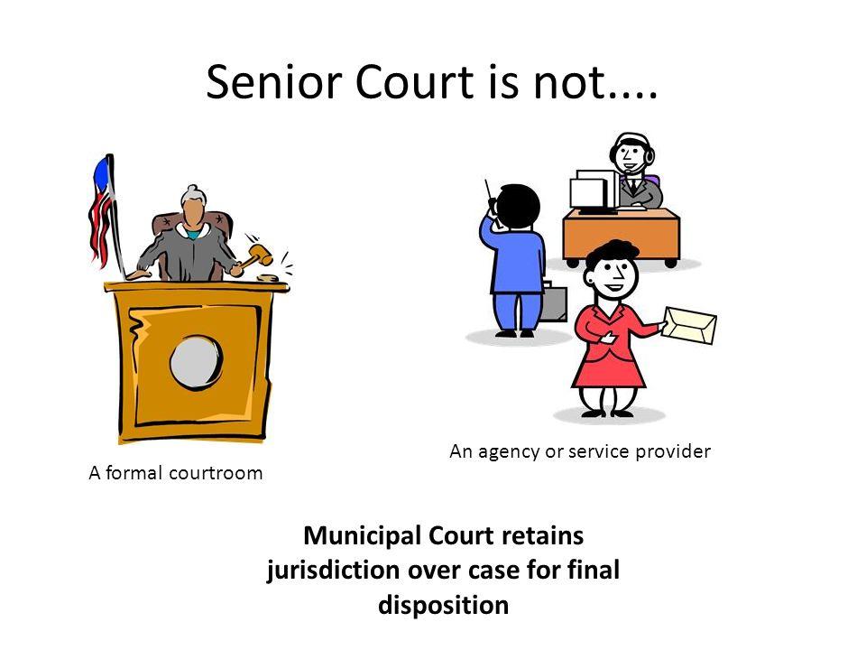 Municipal and County Courts Warren Municipal Court Hon.