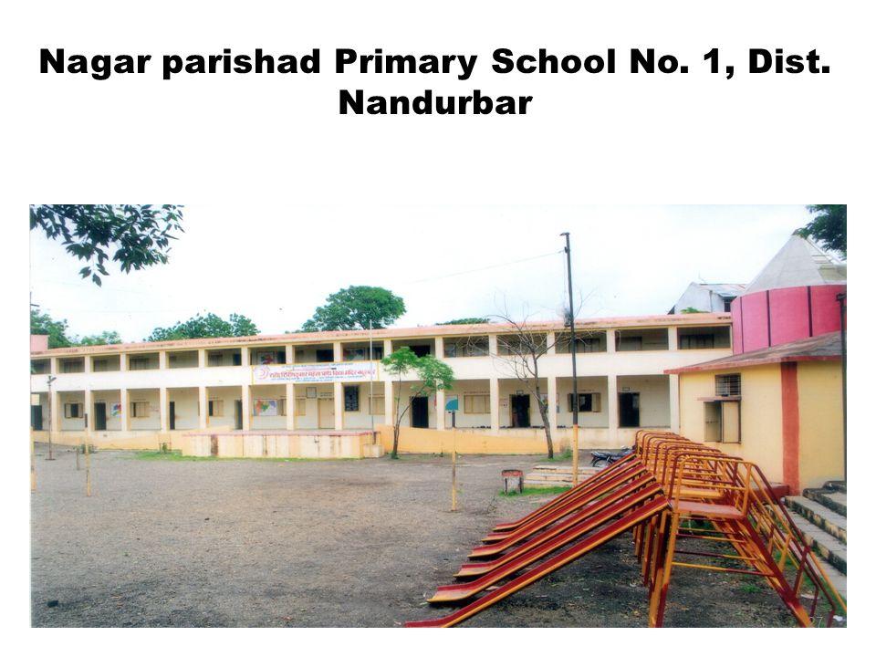 Nagar parishad Primary School No. 1, Dist. Nandurbar 27