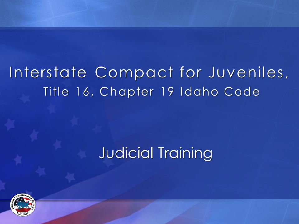 22 Closure of Cases (Rule 4-106) The sending state has sole authority to discharge/terminate supervision of its juveniles, EXCEPT, the receiving state may close without sending state's concurrence when: –The juvenile moves from the jurisdiction, or –The juvenile receives an adult sentence longer than the juvenile sentence.