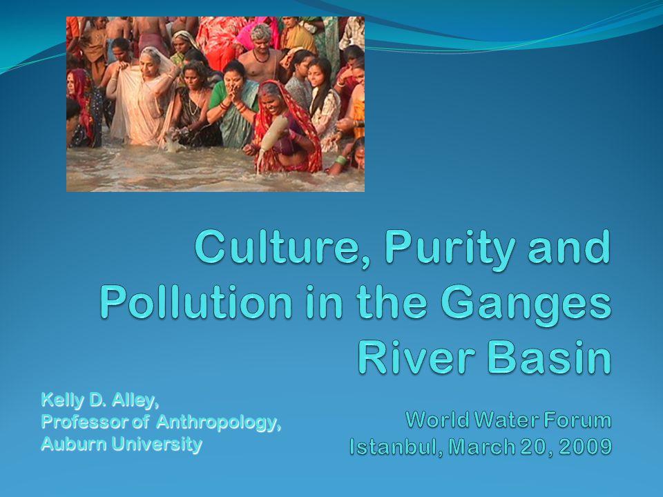 Kelly D. Alley, Professor of Anthropology, Auburn University