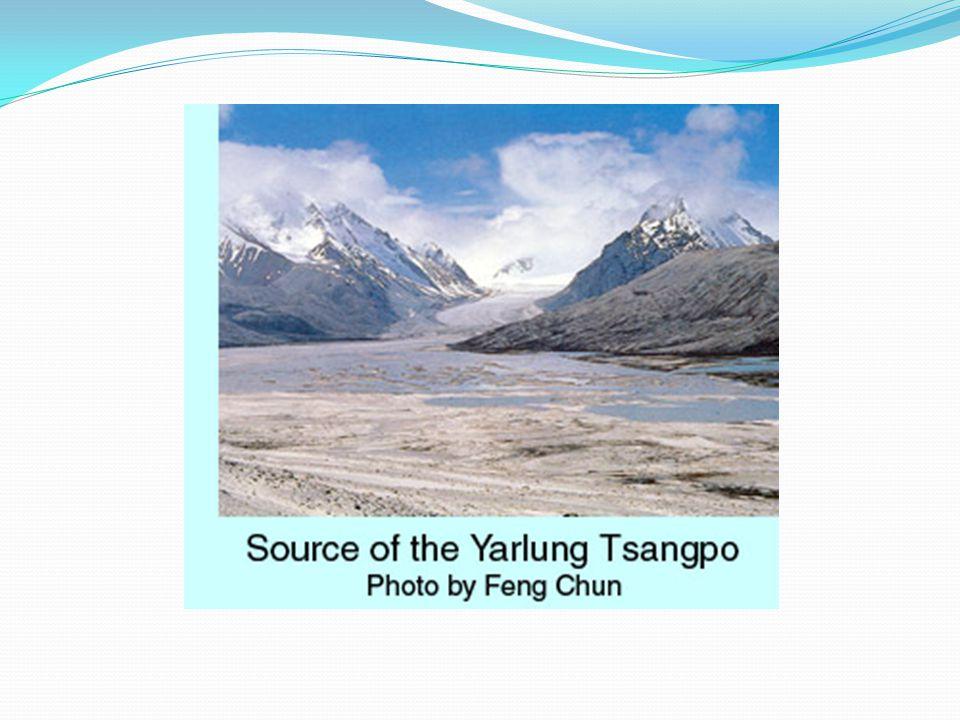 Tibet's rivers