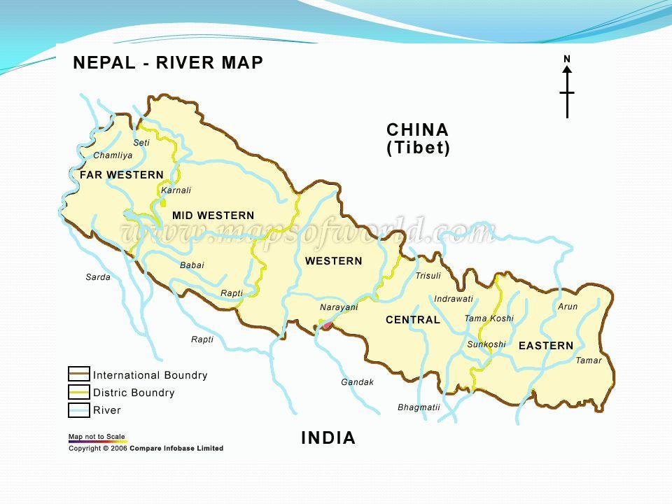 Bhutan's rivers