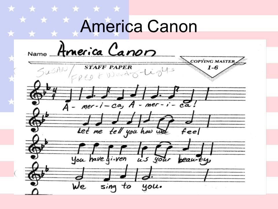 America Canon