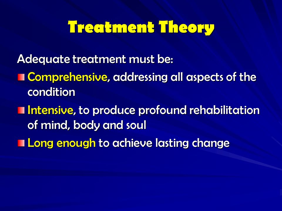 R&R Center Core Theory PTSD is a complex condition involving: Damage/dysfunction in several structures in the brain Dysregulation of central/periphera