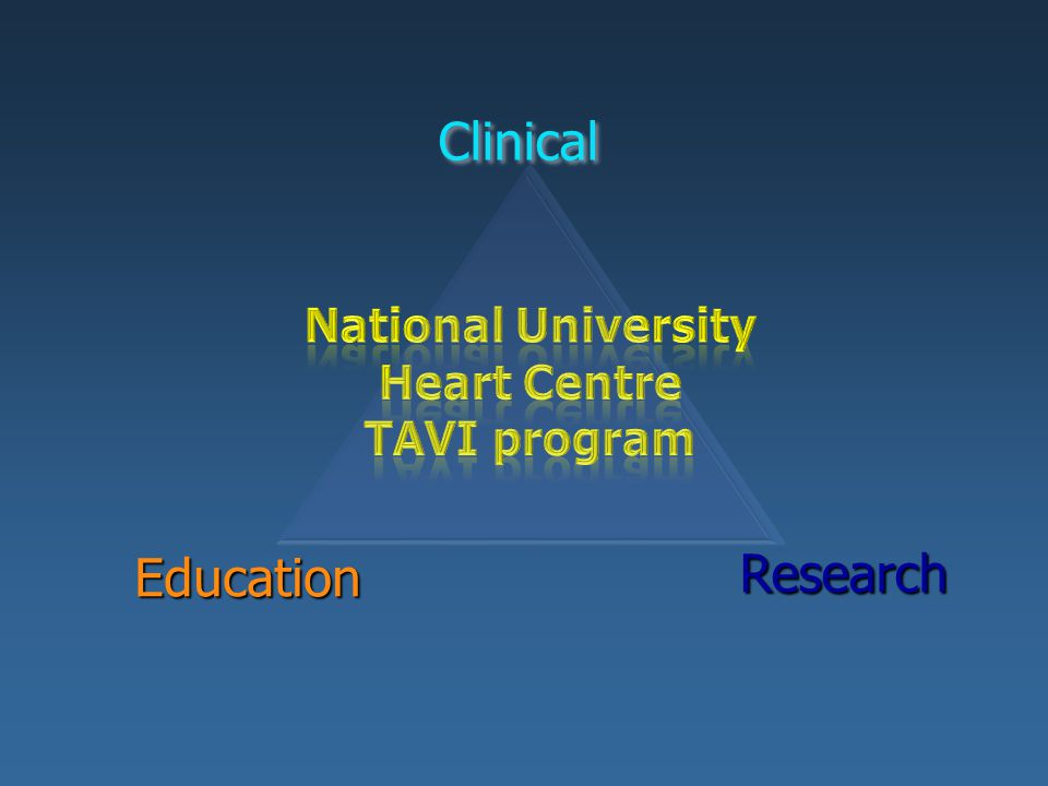 Education Research Clinical
