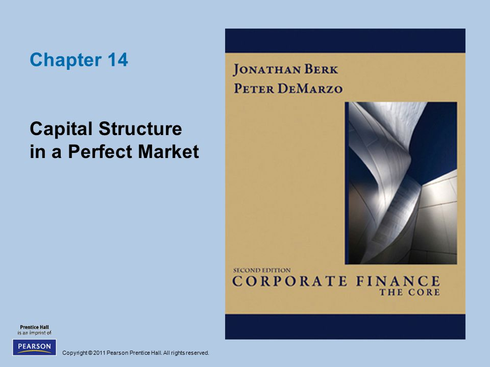 What is the capital structure question.