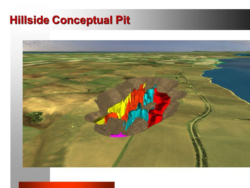 Hillside Conceptual Pit