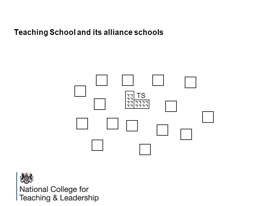 Teaching School and its alliance schools TS