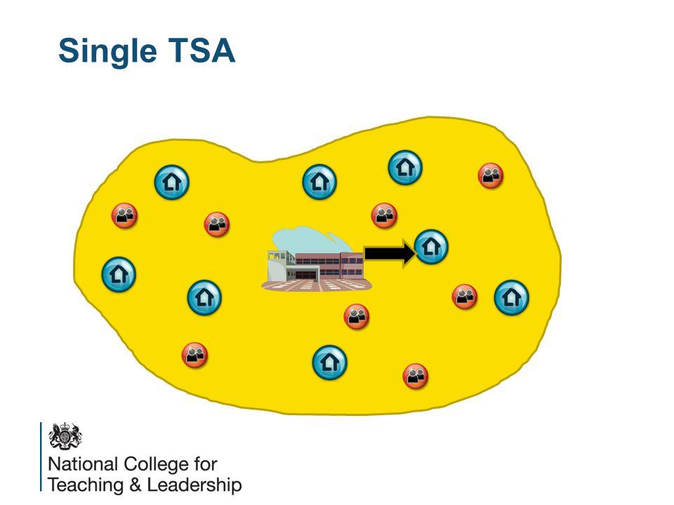 Single TSA