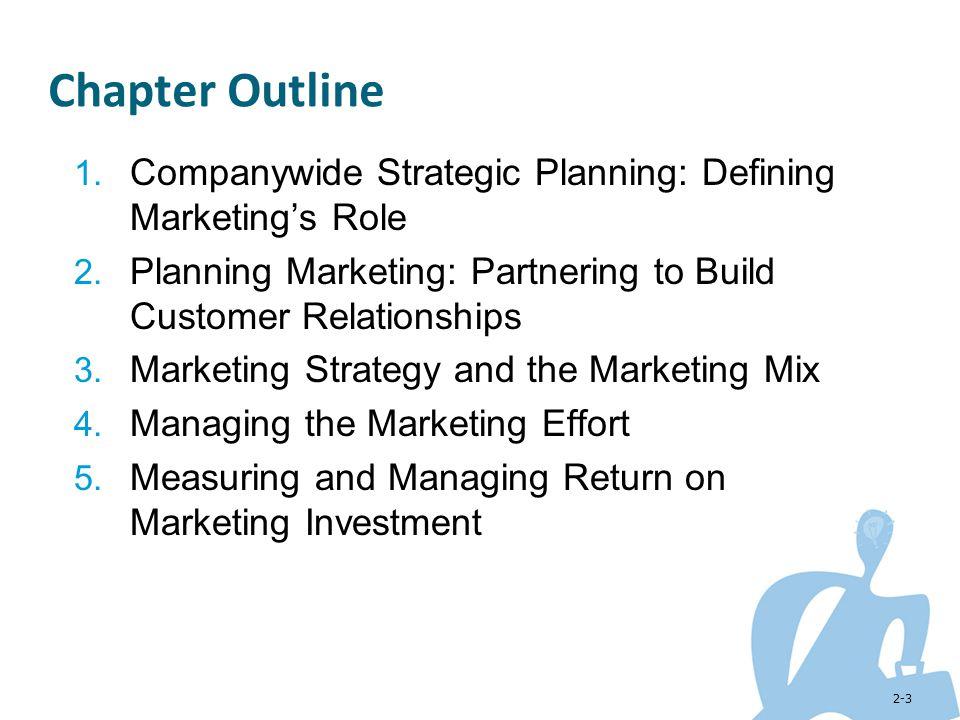 2-14 The BCG Growth-Share Matrix