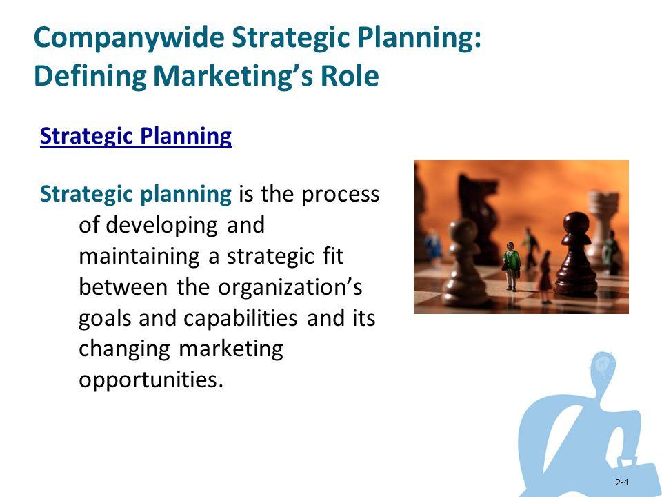 2-5 Steps in Strategic Planning