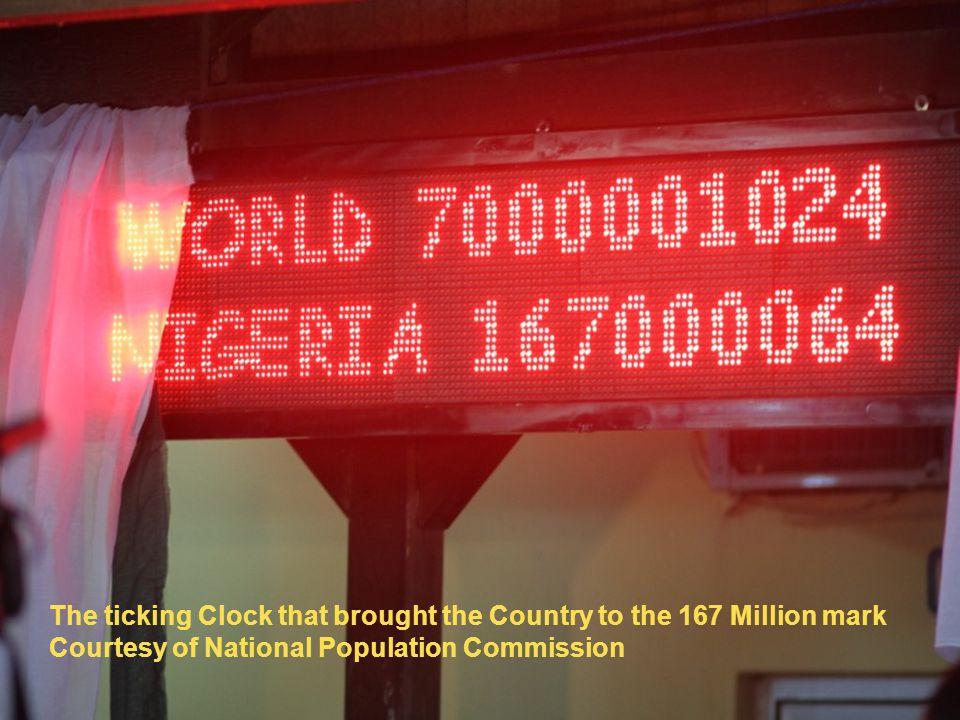 Nigeria's Newborn Marking the 7 Billion @ Gwarinpa General Hospital Abuja