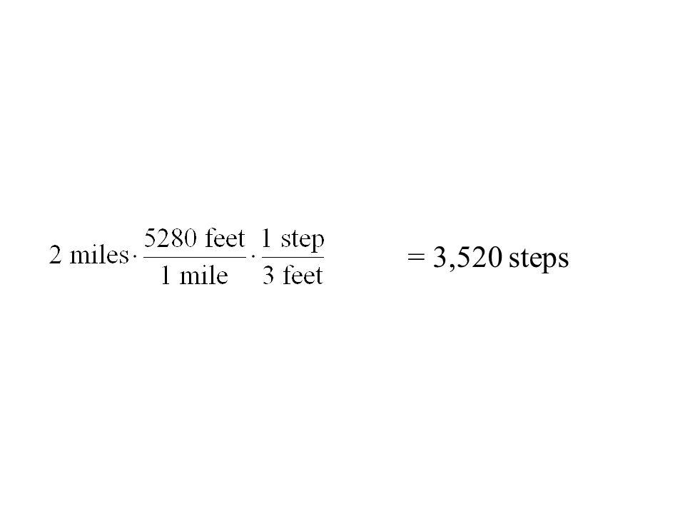 = 3,520 steps