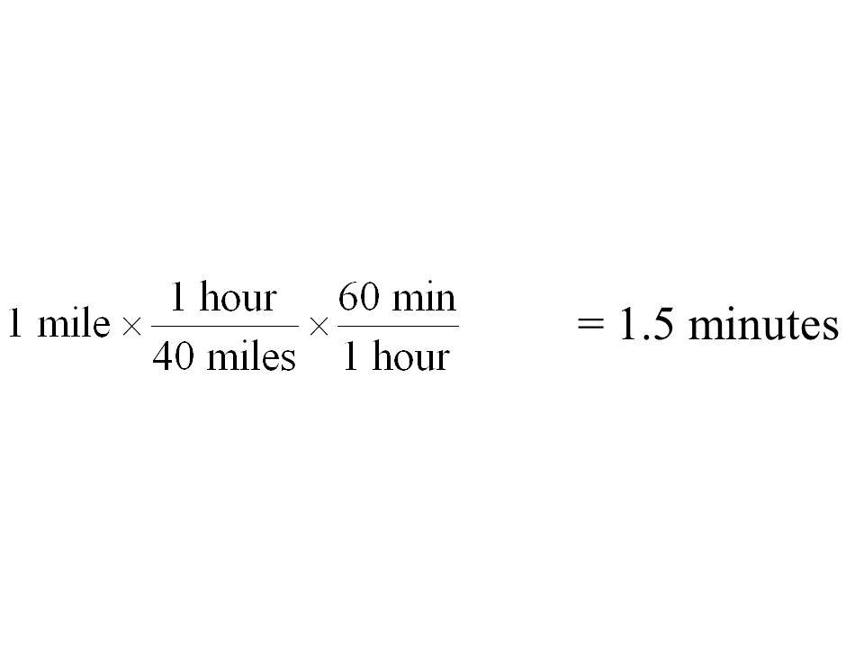 = 1.5 minutes