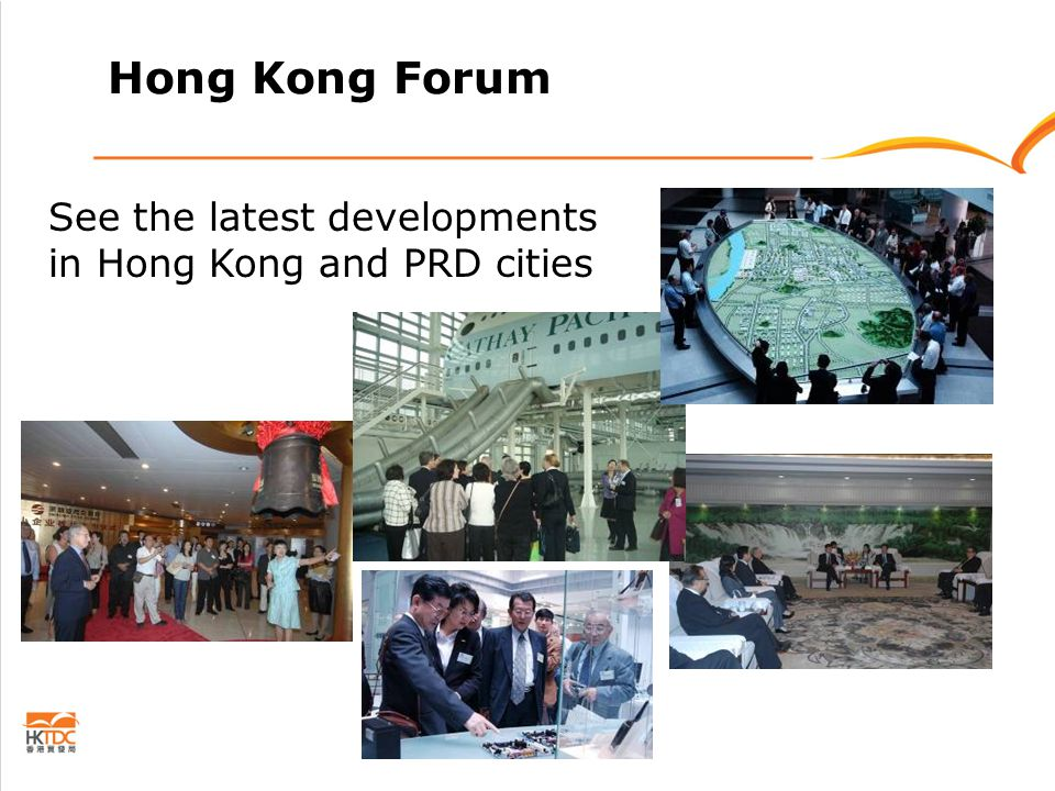 The 10th Hong Kong Forum Registration Admission: Exclusively for associates of the Federation of HK Business Associations Worldwide Registration: Online registration at http://www.hkfederation.hk/hkforum/forum2009 http://www.hkfederation.hk/hkforum/forum2009 Participation Fee: HK$800 per associate Early bird discount: HK$560 per associate for registration & payment completed by 31 October 2009
