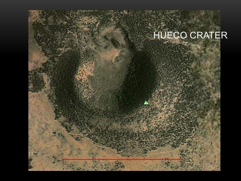 HUECO CRATER