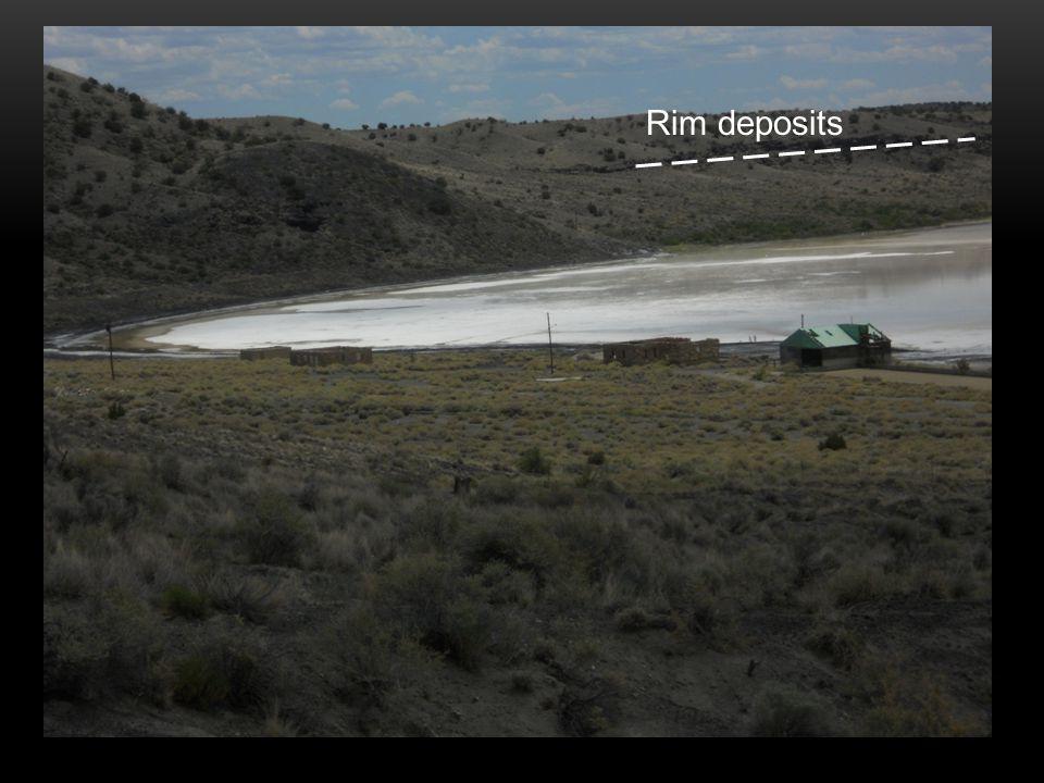 Rim deposits