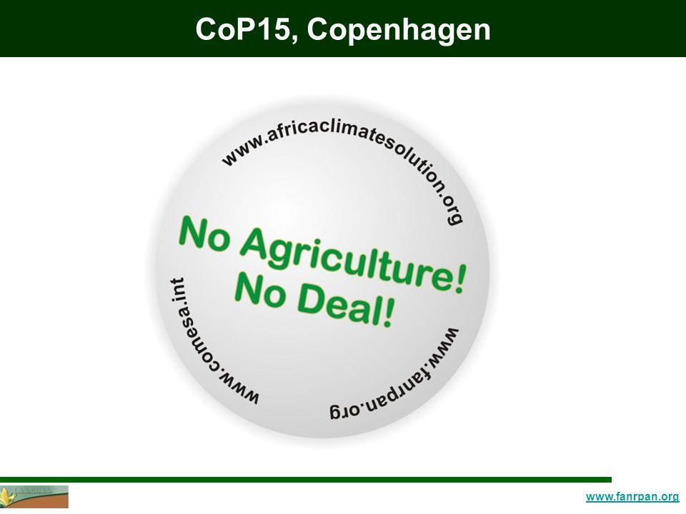 www.fanrpan.org CoP15, Copenhagen