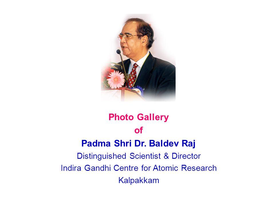 Photo Gallery of Padma Shri Dr.