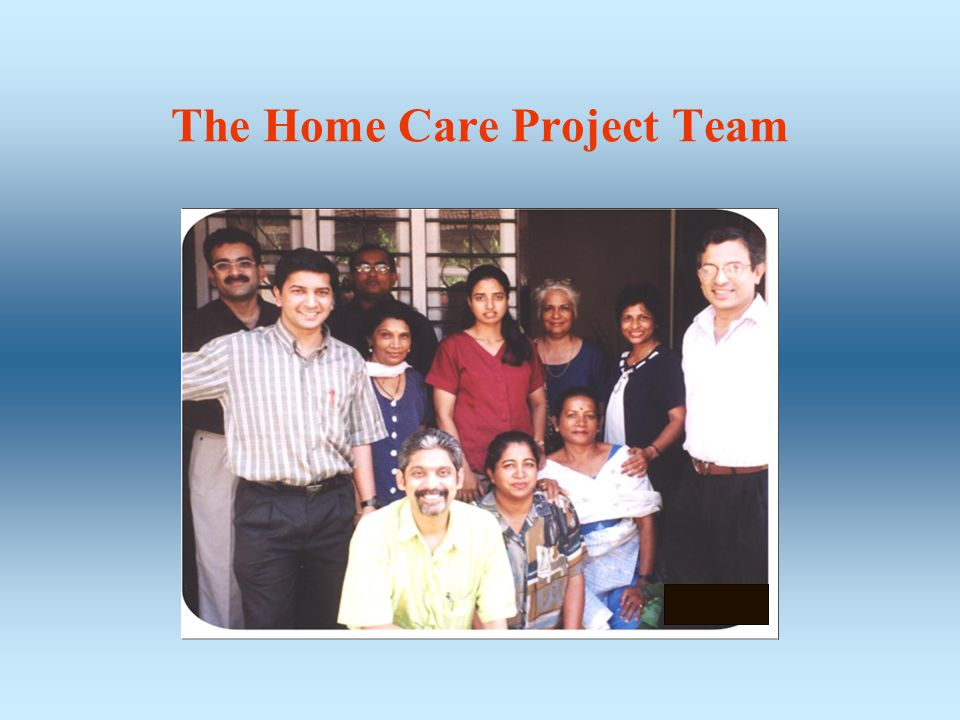 The Home Care Project Team