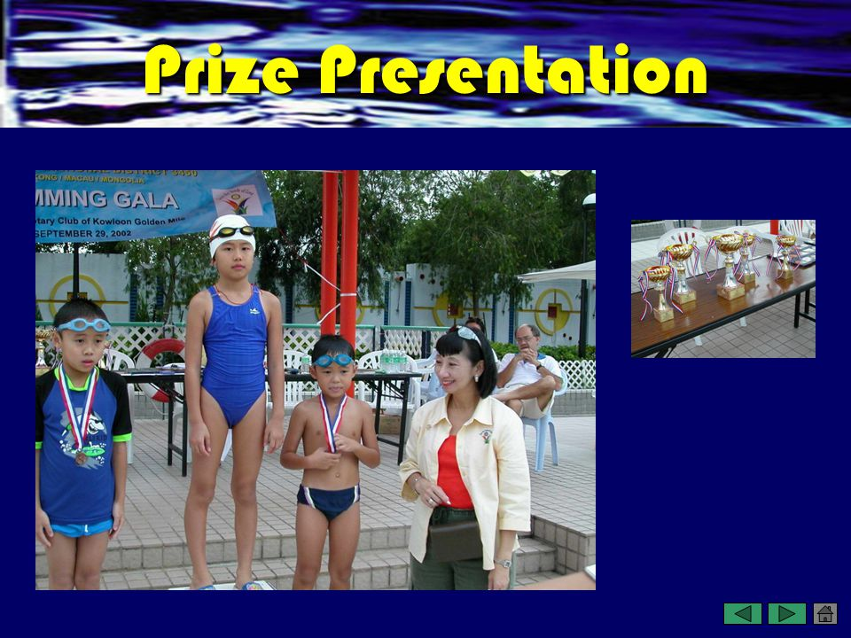 Prize Presentation