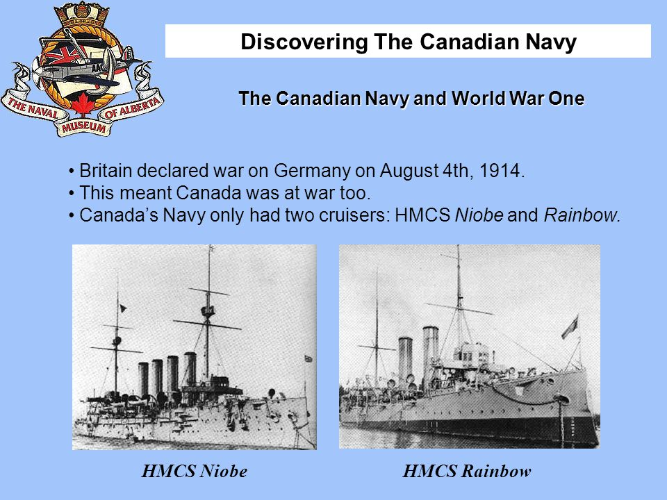 Discovering The Canadian Navy In 1906, U-1 was launched and completed a 600-mile cruise.