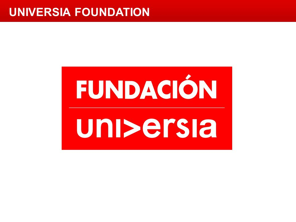 UNIVERSIA FOUNDATION