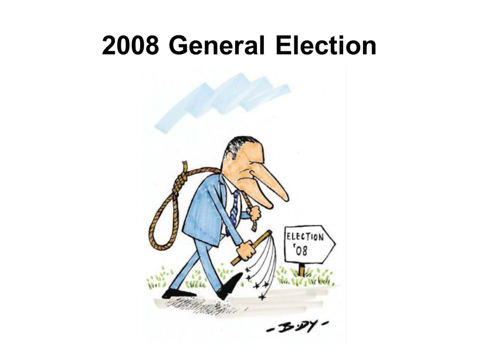 2008 General Election