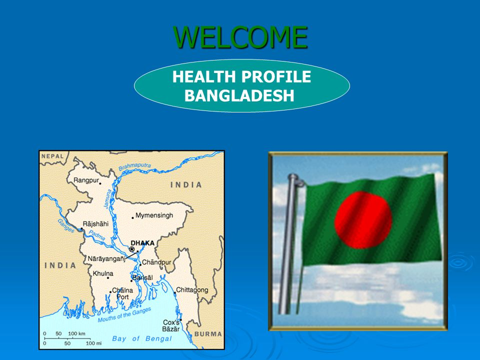 WELCOME HEALTH PROFILE BANGLADESH