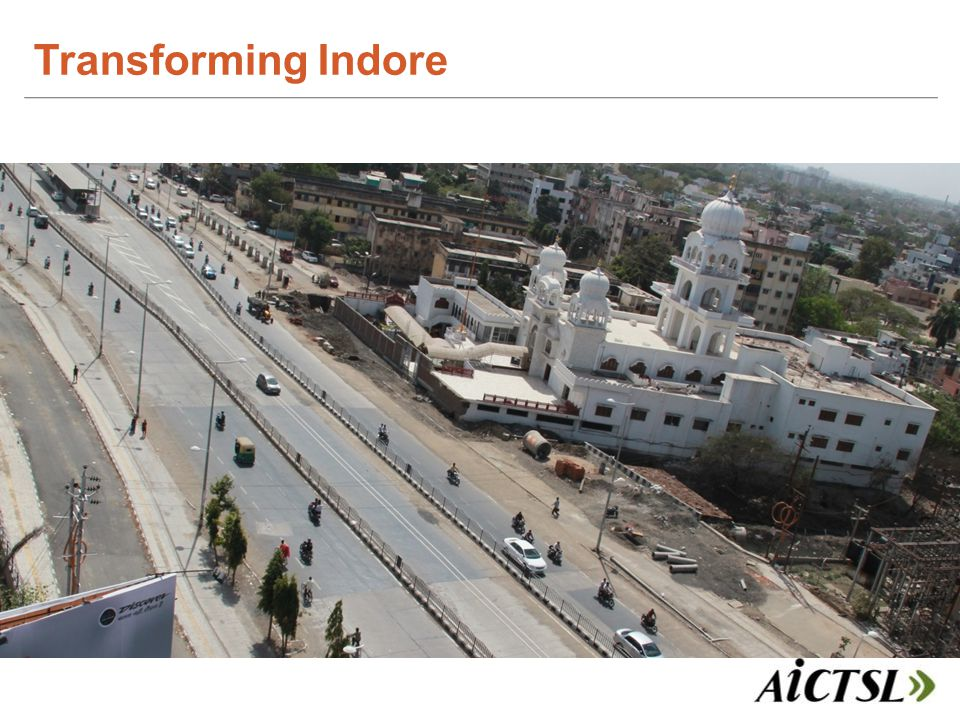 Transforming Indore