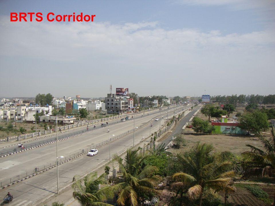 BRTS Corridor