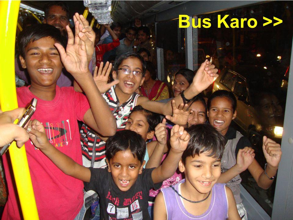 Bus Karo >>