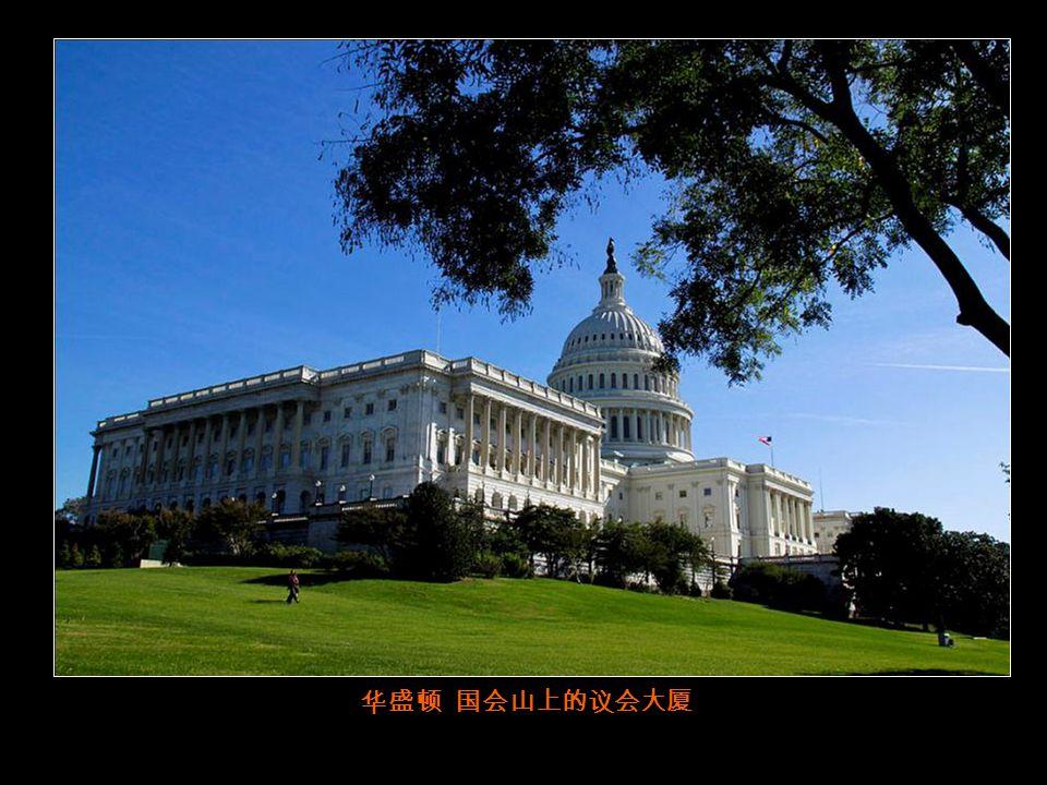 华盛顿 白宫