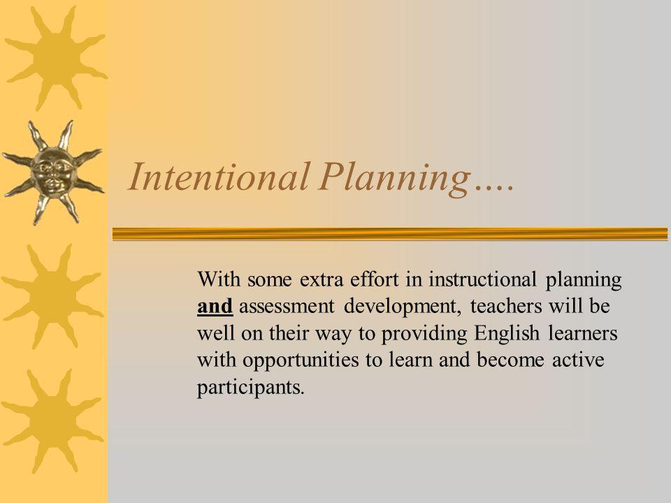 Part I: Enhancing Instruction See it…..Hear it…..
