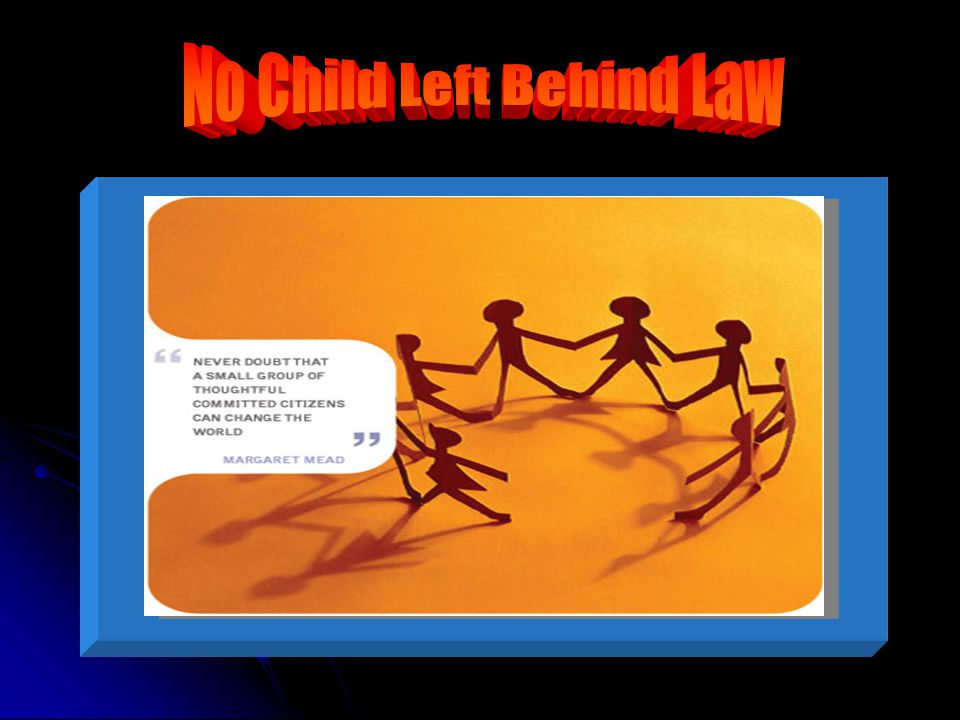 The No Child Left Behind Act Focusing on What Works Highly Qualified Teachers and Special Education Highly Qualified Teachers and Special Education Special education teachers teaching core academic subjects must meet highly qualified requirements.