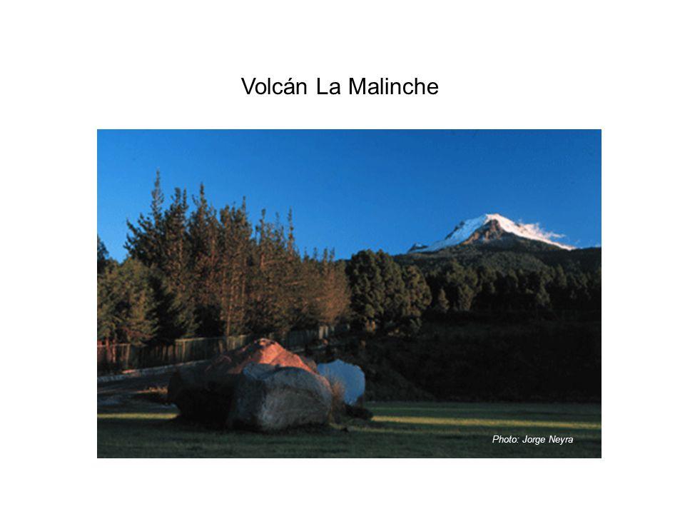 Volcán La Malinche Photo: Jorge Neyra