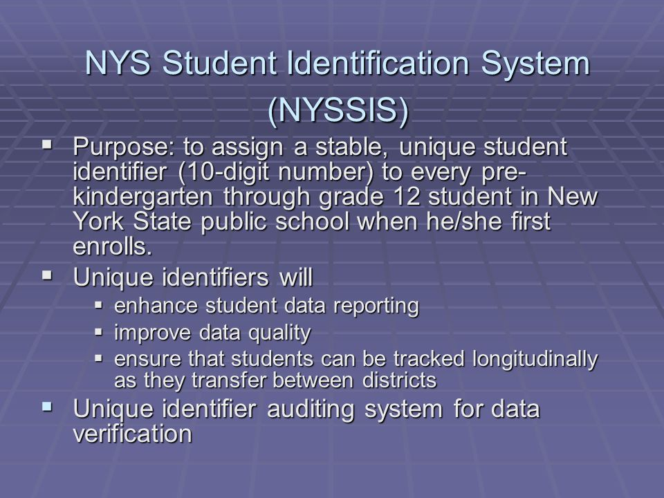  The New York State Report Card, contact the School Report Card Coordinator at rptcard@mail.nysed.gov  New York State assessments, go to the Office of State Assessment web site at www.nysed.gov/osa  Data collection and reporting for New York State, go to the Information and Reporting Services web site at www.emsc.nysed.gov/irts or contact Martha Musser at mmusser@mail.nysed.gov or (518) 474-7965  Accountability, contact Ira Schwartz at ischwart@mail.nysed.gov or (718) 722-2796 NYSED Contact Information