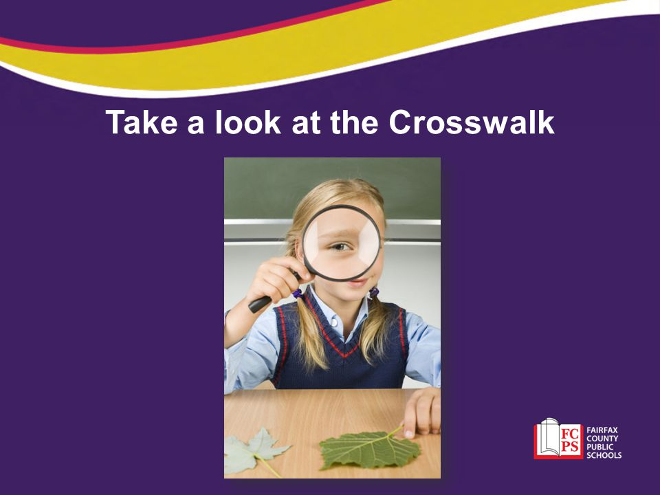 Take a look at the Crosswalk