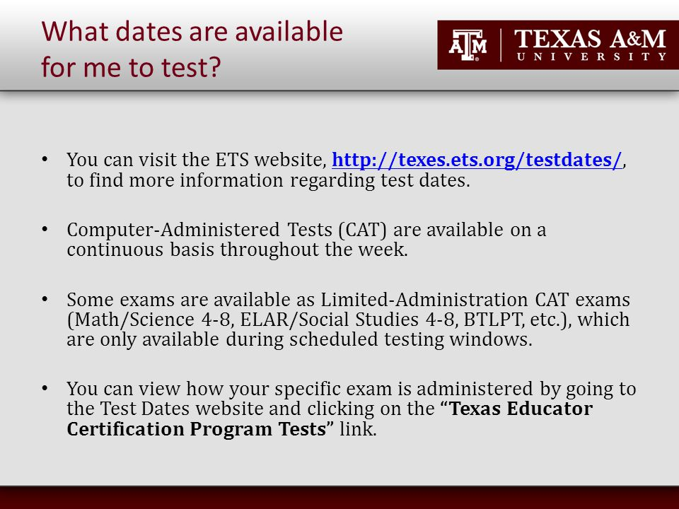 Registration – 12 Hours If the Exceptions for Verification of Enrollment does not meet your requirements, and you need to be enrolled in 12 hours, register for: LOCAL - TEED 425, Section 500 DISTANT - TEED 425, Section 550 http://tlac.tamu.edu/student-services/undergraduate-advising