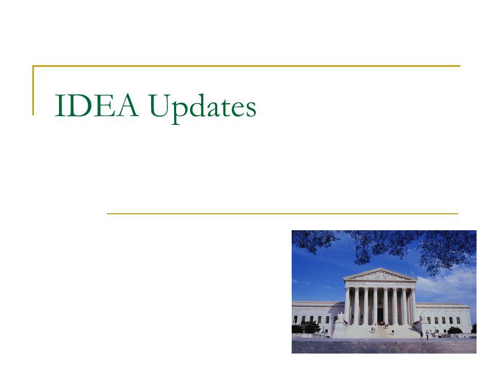 IDEA Updates